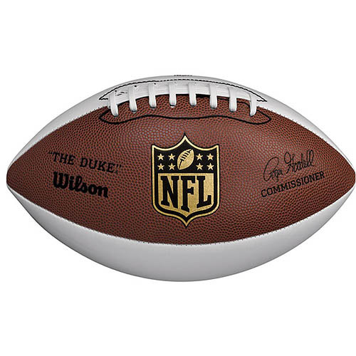 Wilson NFL Autograph Mini Football by Generic