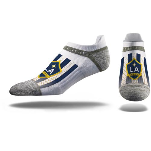 LA Galaxy Premium Low Cut Socks - White - M/L