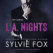 Hollywood Studs Complete Series Boxed Set: L.A. Nights (1 - 5) - Audiobook