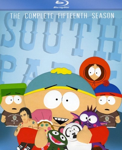South Park: The Complete Fifteenth Season (Blu-ray) by COMEDY CENTRAL