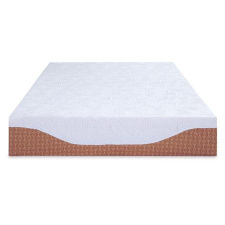 "GranRest 12"" Comfort HD Memory Foam Mattress"