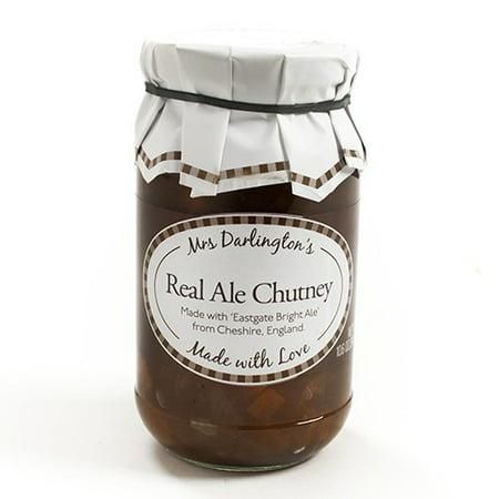 Mrs Darlingtons Real Ale Chutney (10.6 ounce)