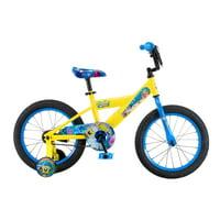 Nickelodeon SpongeBob SquarePants kids sidewalk bike, single speed, 16 inch wheels, yellow