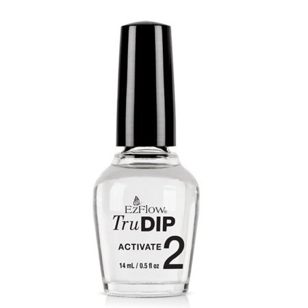 Ez Flow Nail EZ TruDIP Dipping Prep Activate Step 2 .5oz](Halloween Nails Step By Step)
