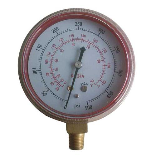 Replacement High Side Pressure Gauge, 4CFD4