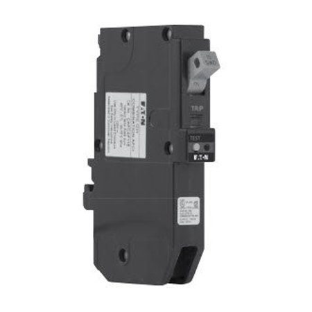Eaton CHFAFGF120PN Plug-In Mount Type CH Combination Arc and Ground Fault Circuit Breaker 1-Pole 20 Amp 120 Volt AC