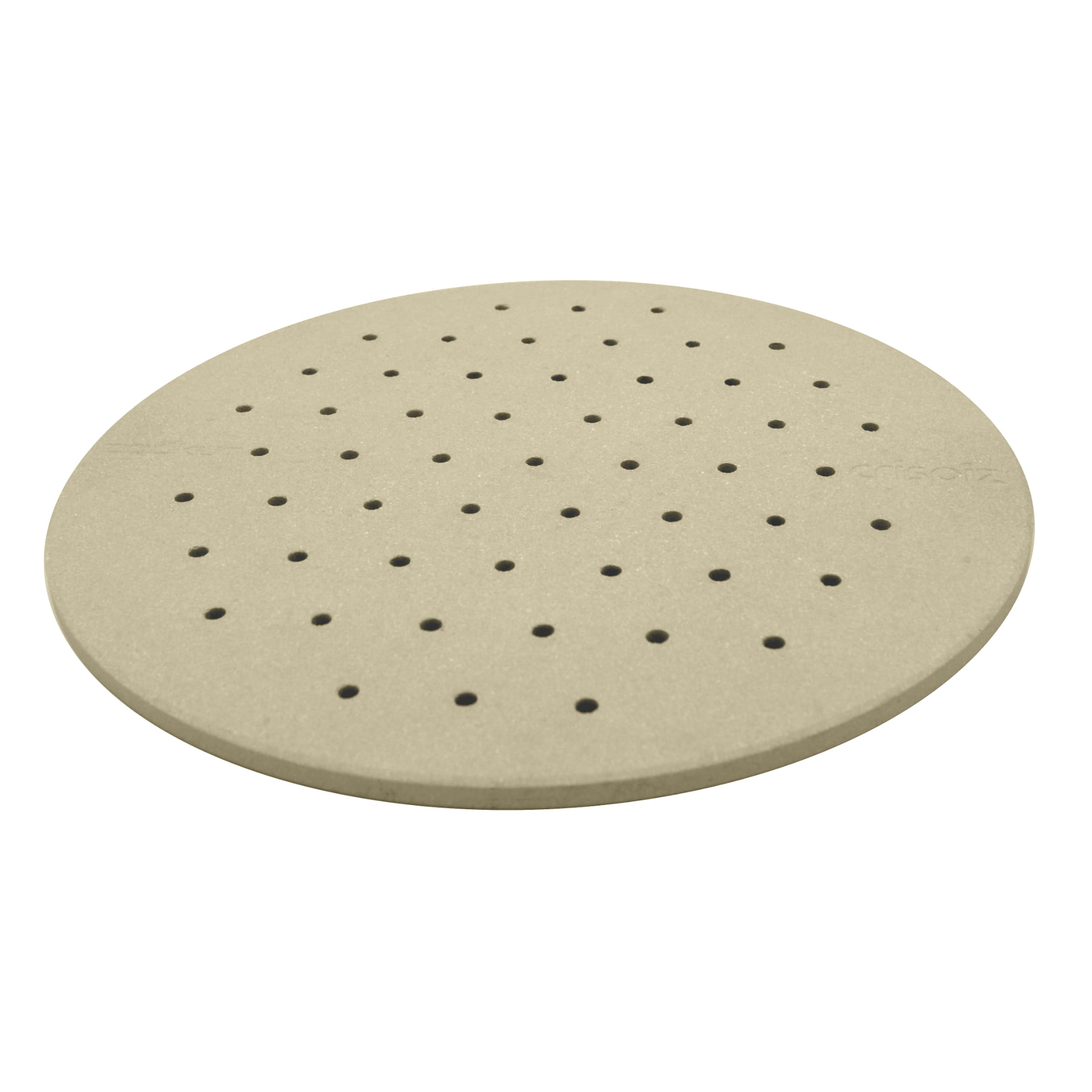 Cookut Crispiz Grey Cordierit 15 Inch Pizza Stone by Cookut