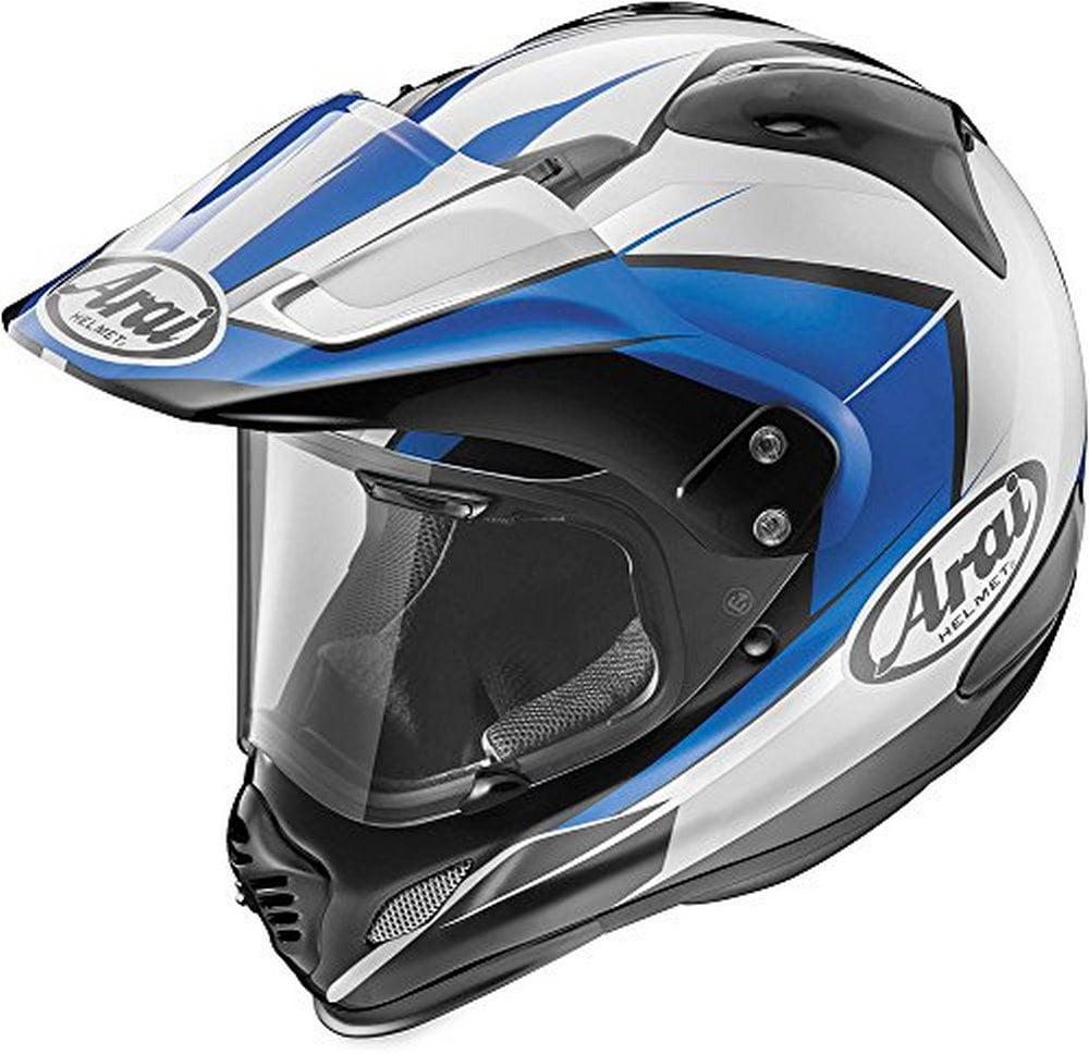 Arai XD4 Flare Dual Sport Helmet-Blue-XL