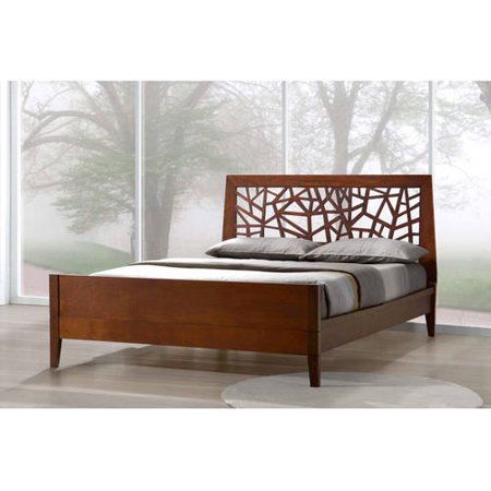Baxton King Size Bed