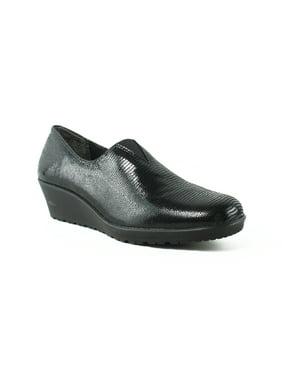e8124a1a60d Product Image New Walking Cradles Womens W-62609Bllz-019  BlackPatentLizardPrint Heels Size 7.5