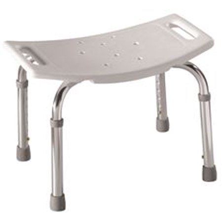 Moen Adjustable Bathtub And Shower Seat, White - Walmart.com