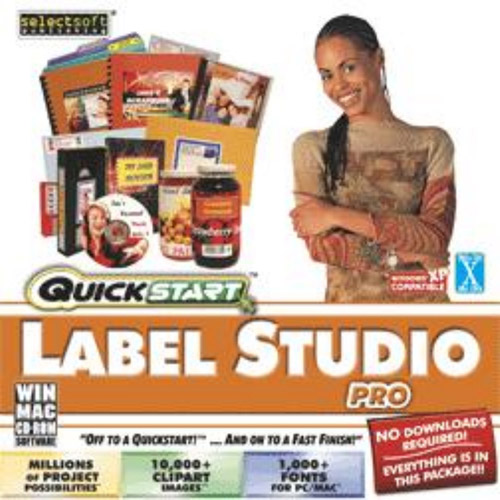 SelectSoft QuickStart: Label Studio Pro (Windows) (Digital Code)