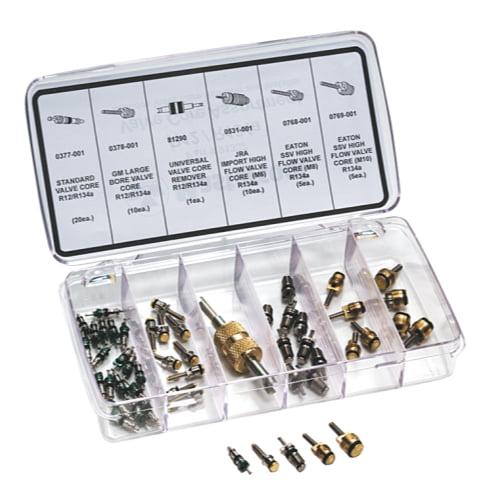 R-12/R-134a Valve Core Repair Kit