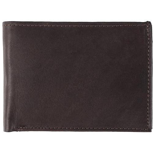 Daxx Genuine Calf Leather Bi-Fold Men's Wallet