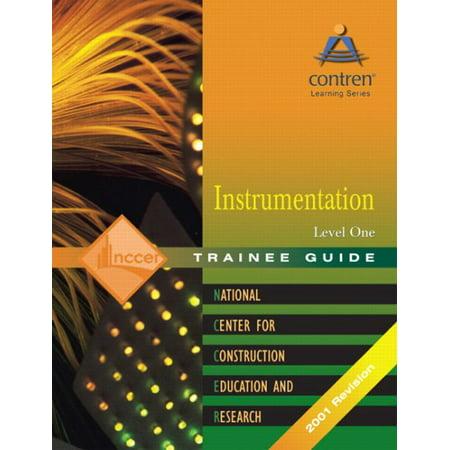 Instrumentation, Level 1 Trainee Guide