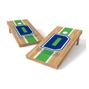TTXL Shield Hardwood College Dickinson State U Bean Bag Toss Game