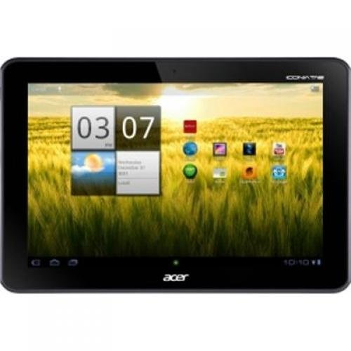 """Acer Iconia Tab A200-10g16u 10.1"""" 1GHz 16GB Android 3.2 (Honeycomb) OS Gray"""