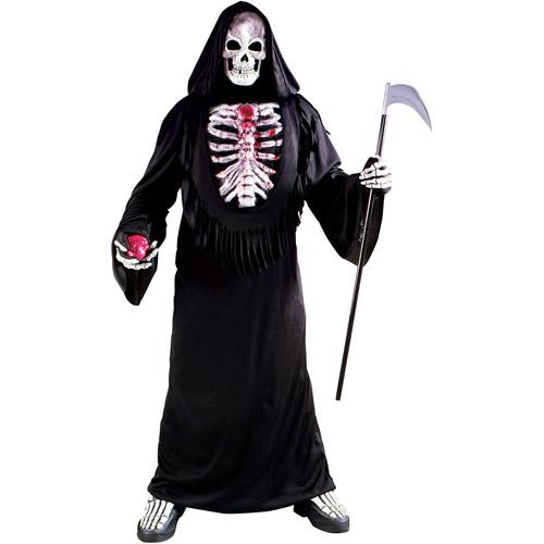 Bleeding Skeleton Adult Halloween Costume - $21.10