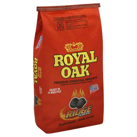 Royal Oak Ridge Premium Charcoal Briquets, 15.4 lb