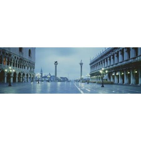 San Marco Square Veneto Venice Italy Poster