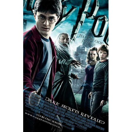 Harry Potter and the Half-Blood Prince POSTER UK I Mini Promo