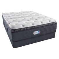 Beautyrest Platinum Haven Pines Luxury Firm Pillow Top Mattress Set - In Home White Glove Delivery