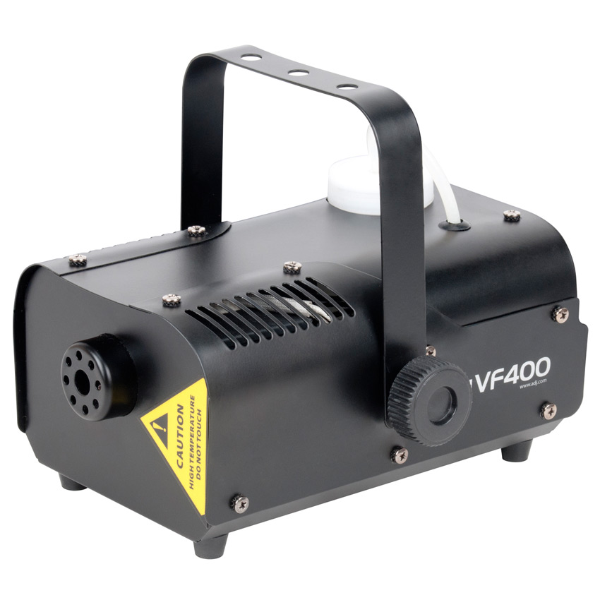 American DJ VF400 400w Fog Machine with Fluid Level Indicator - Limited Stock - Factory Certified Refurbished