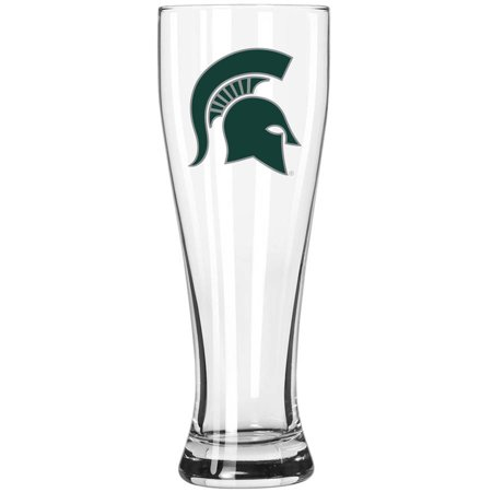 Boelter Brands NCAA Michigan State Spartans 23-Ounce Grand Pilsner with Full Color Team Logo