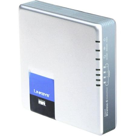 wrt54gc compact wireless-g broadband router ()