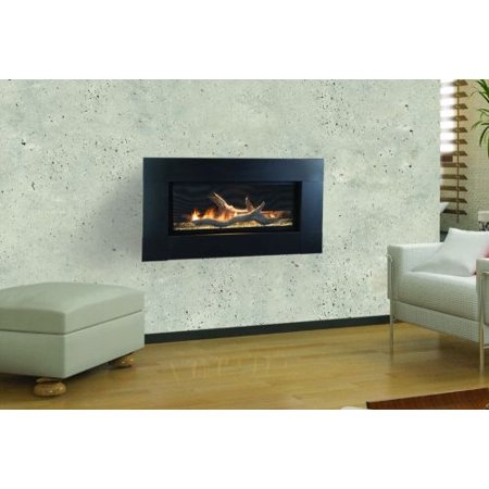 """42"""" Artisan VF Linear Fireplace for Signature Command Control - NG"""