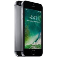 Refurbished Apple iPhone SE 16GB, Silver - Locked Sprint
