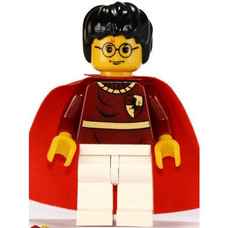 LEGO Harry Potter Gryffindor Quidditch YF LEGO minifigure ()