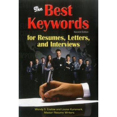 The Best Keywords for Resumes, Letters, and Interviews : Powerful Words and Phrases for Landing Great Jobs! - Oz The Great And Powerful Oscar Diggs