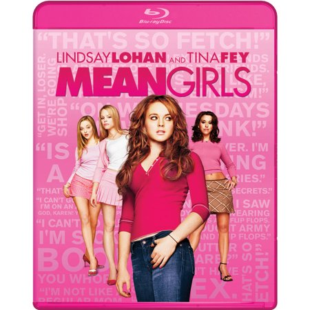 Mean Girls (Blu-ray)](Mean Girl Halloween Party Song)