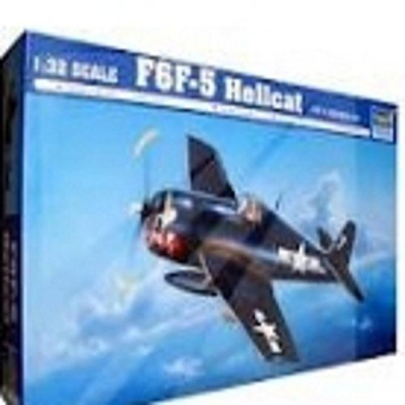 Trumpeter 1/32 F6F5 Hellcat Fighter Model Kit