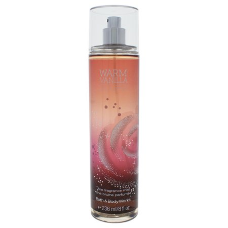 Bath & Body Works Warm Vanilla Sugar Fine Fragrance Mist For Women 8