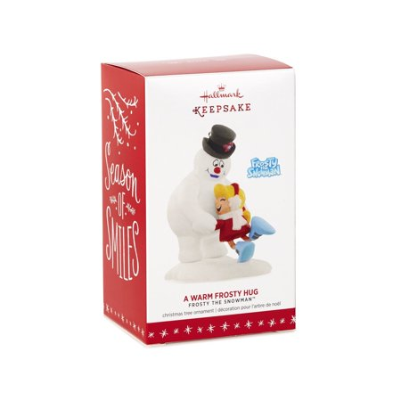 Hallmark Keepsake 2016 Frosty the Snowman