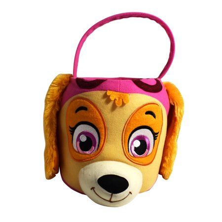 - Paw Patrol Skye Medium Plush Easter Basket