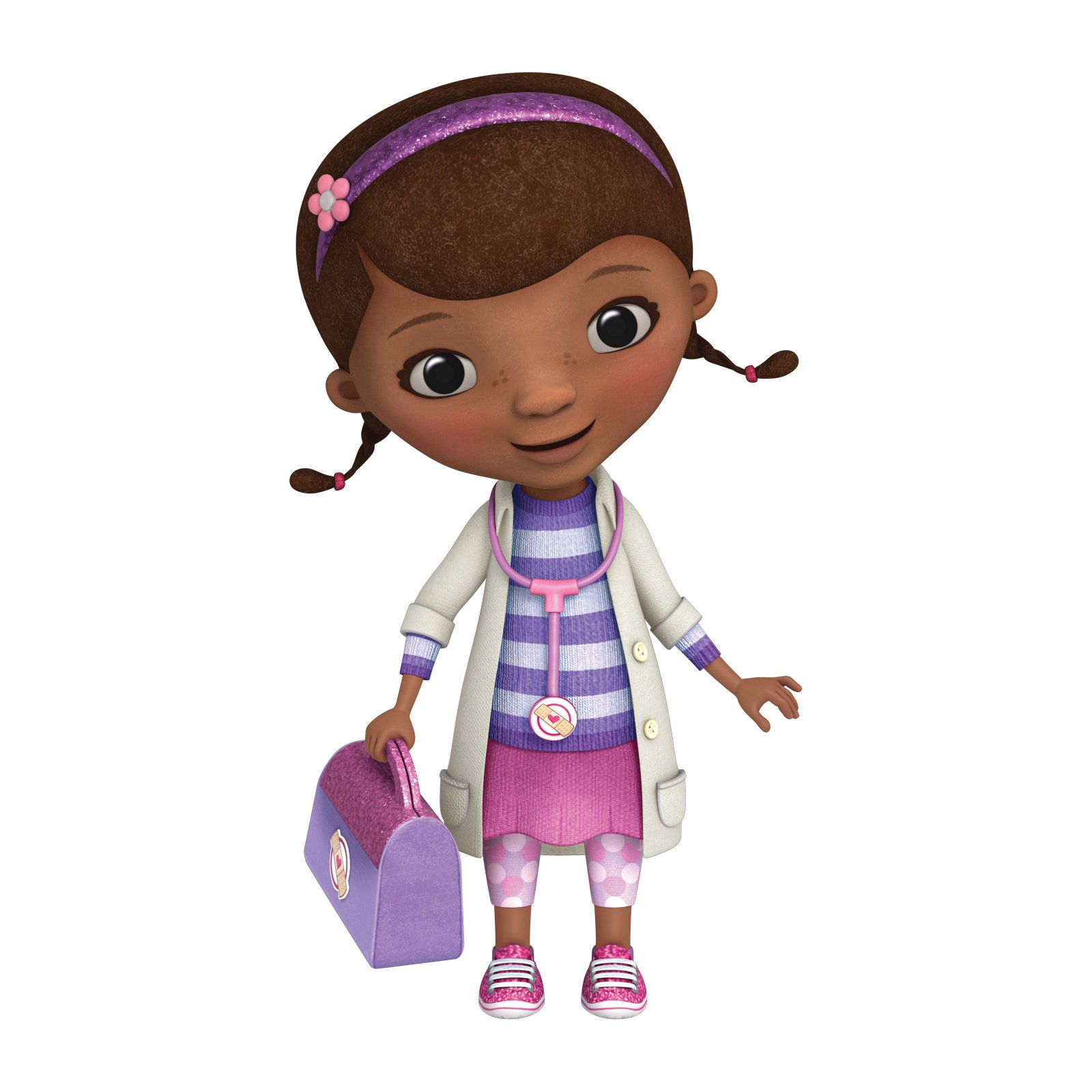 Disney Junior Doc McStuffins Giant Wall Decals