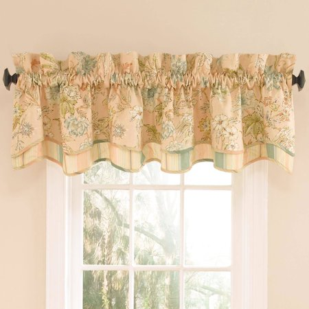 Waverly Cape Coral Window Valance Walmart Com