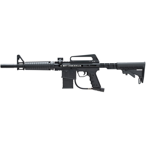 Empire BT Omega Paintball Marker, Black