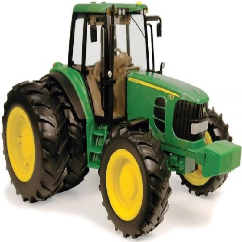 Game / Play Ertl John Deere 7430 Tractor With Duals, 1:16...