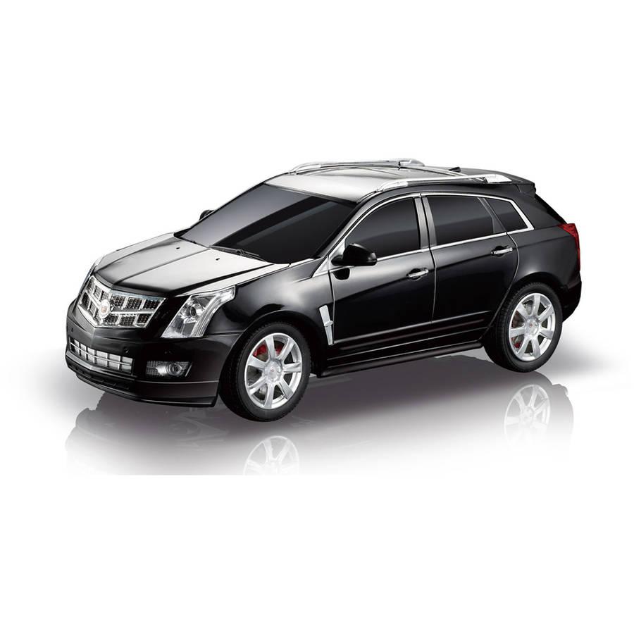 Cadillac Crossover 1:18 R/C Car, Black