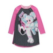 LEGO MOVIE 2 Girls 4-12 Pajama Nightgown