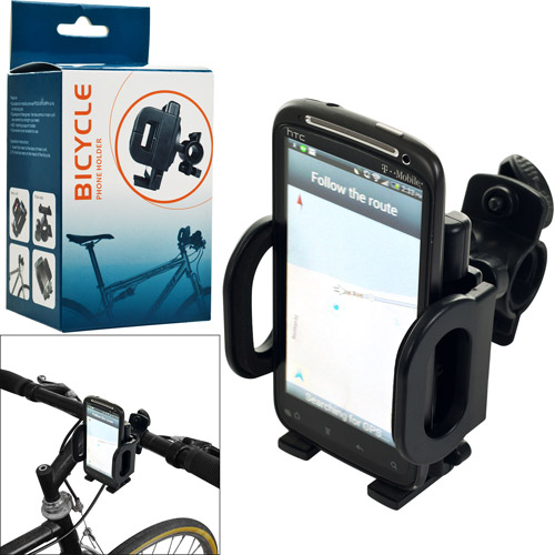 TG Mobile Phone Bracket for Bicycles, Adjustable Holder