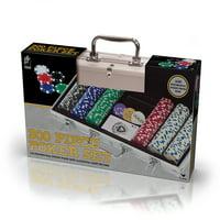 Professional 300 Piece, 11.5 gram Poker Set in Aluminum Carry Case