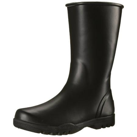 Sperry Top-Sider Women's Nellie Rain Boots (6 B(M) US, Black)