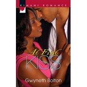At First Kiss - eBook
