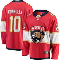 Brett Connolly Florida Panthers Fanatics Branded Team Color Breakaway Player Jersey - Red