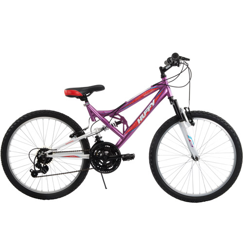 "24"" Huffy Girls' Trail Runner Mountain Bike"